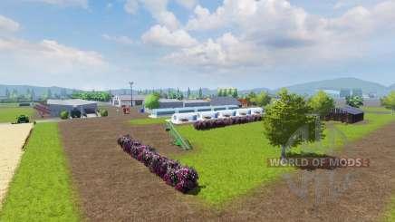 Isere agriculture pour Farming Simulator 2013