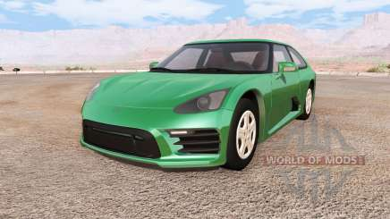 Hirochi SBR4 hybrid v1.1 pour BeamNG Drive