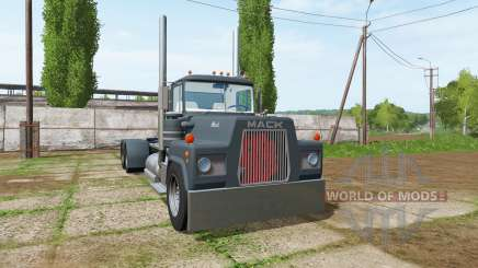 Mack R600 long v1.1 pour Farming Simulator 2017