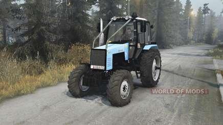 MTZ-1221.2 v1.1 pour Spin Tires