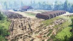 Die Belarussische Outback für Spin Tires