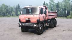 Tatra T815 pour MudRunner