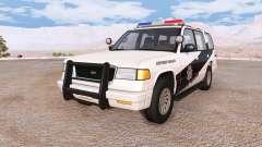 Gavril Roamer arizona state police v1.5 für BeamNG Drive