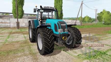 Fendt Favorit 920 pour Farming Simulator 2017