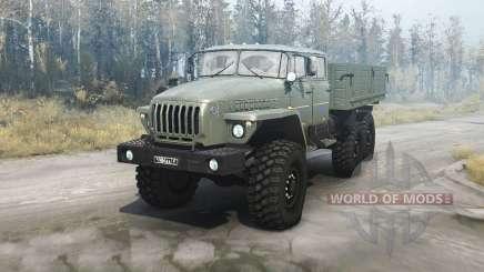 Ural 4320-1912-60 für MudRunner