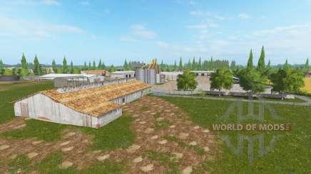 Polnische AgroFarm v0.5 für Farming Simulator 2017