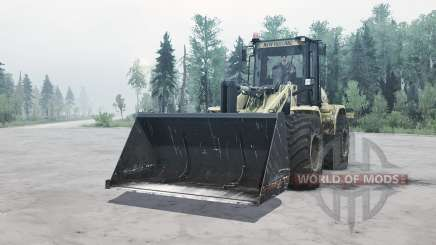 New Holland W170C pour MudRunner