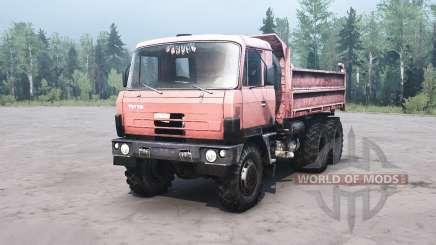 Tatra T815 für MudRunner