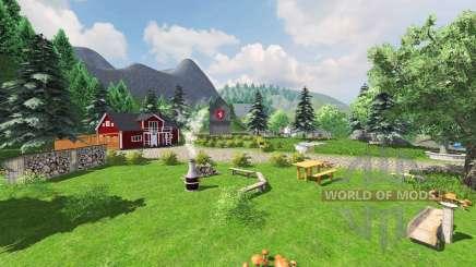 Schaumburg v1.5 pour Farming Simulator 2013