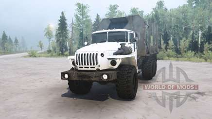 Ural 4320-30 für MudRunner
