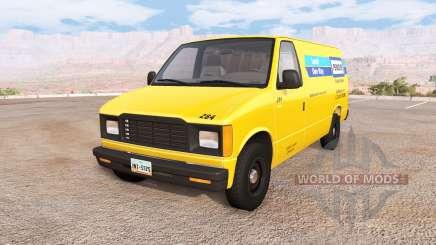 Gavril H-Series Penzke für BeamNG Drive