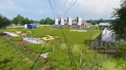 Radowiska Fa Cztery pour Farming Simulator 2013