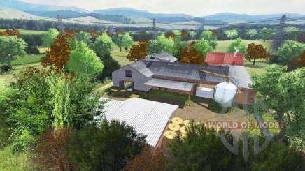 Bolusowo v4.1 pour Farming Simulator 2013