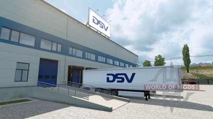 Das neue Unternehmen für Euro Truck Simulator 2
