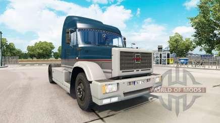ZIL MMZ 5423 v2.5 pour Euro Truck Simulator 2