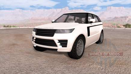 GTA V Gallivanter Baller LE für BeamNG Drive