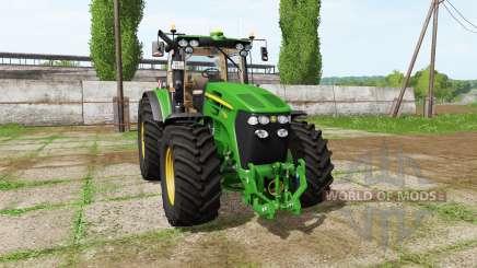 John Deere 7730 v2.2 für Farming Simulator 2017