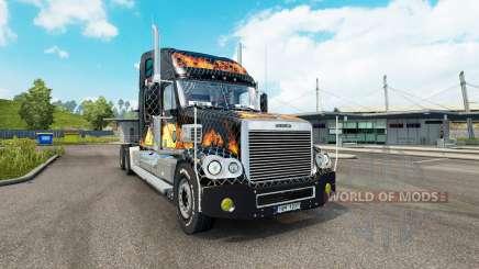 Freightliner Coronado v2.1 für Euro Truck Simulator 2