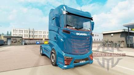 Scania R1000 concept v5.0 für Euro Truck Simulator 2