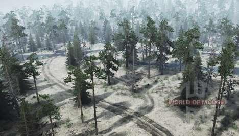 Test off-road pour Spintires MudRunner