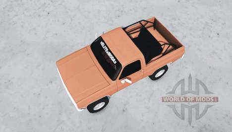Chevrolet K5 Blazer 1985 pour Spintires MudRunner