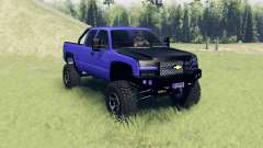 Chevrolet Silverado Extended Cab 2006 v2.2