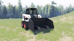 Bobcat S160 für Spin Tires