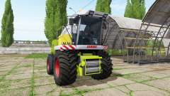 CLAAS Jaguar 890 für Farming Simulator 2017
