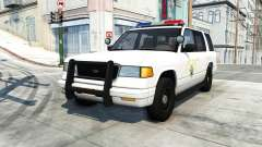 Gavril Roamer highway patrol pour BeamNG Drive