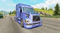 Volvo VNL 780 v2.8 pour Euro Truck Simulator 2