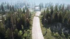 Route forestière 2