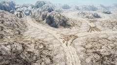 Rocky mountains für MudRunner