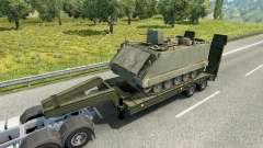 Military cargo pack v2.1 für Euro Truck Simulator 2