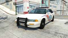 Gavril Grand Marshall belasco city police für BeamNG Drive