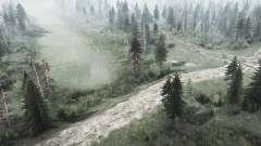 Anninsky forêt pour MudRunner