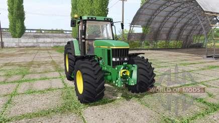 John Deere 7610 für Farming Simulator 2017