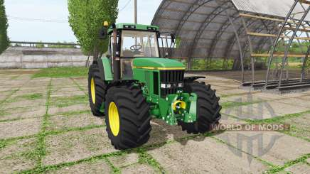 John Deere 7610 pour Farming Simulator 2017