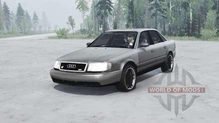 Audi S6 (C4) 1997 pour MudRunner
