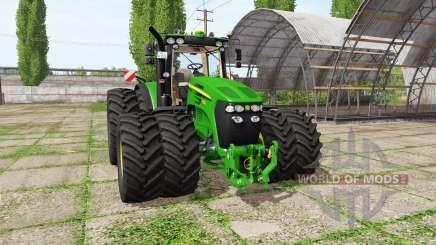 John Deere 7830 v1.2 für Farming Simulator 2017