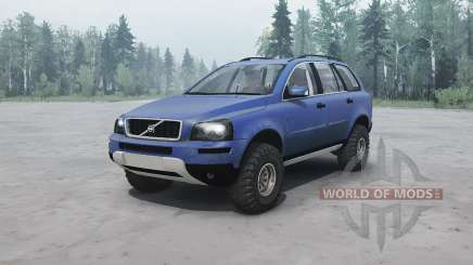 Volvo XC90 2009 pour MudRunner