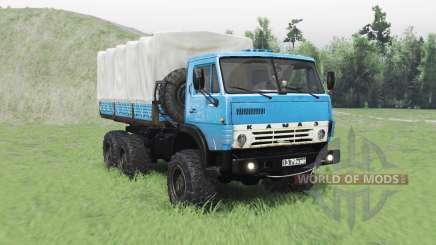 KamAZ-4310 für Spin Tires