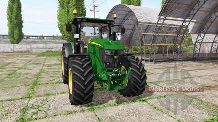 John Deere 6250R v4.1 für Farming Simulator 2017