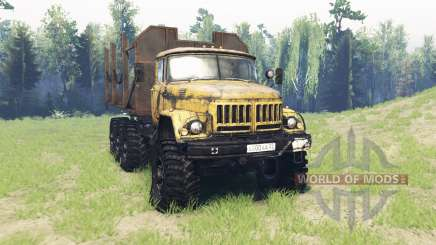 ZIL 131 8x8 v3.1 pour Spin Tires