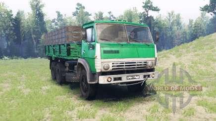 KamAZ 5320 für Spin Tires