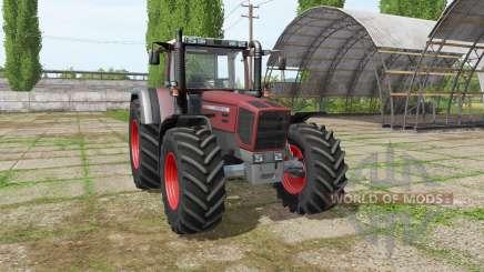 Fendt Favorit 822 v3.0 pour Farming Simulator 2017