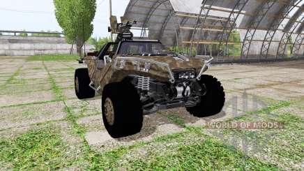 Warthog pour Farming Simulator 2017