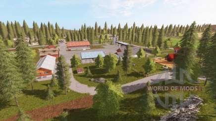 Hagestedt pour Farming Simulator 2017