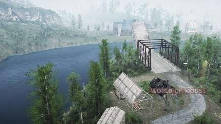 Es. wo sind die Brücken für MudRunner