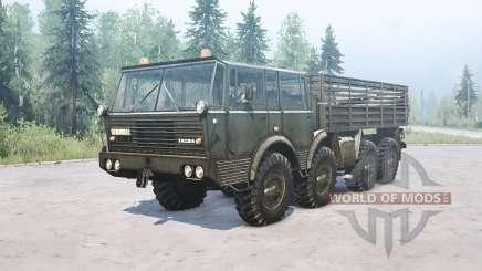 Tatra T813 für MudRunner
