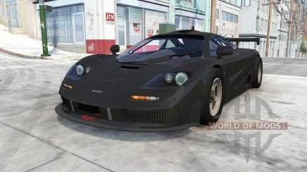 McLaren F1 GTR pour BeamNG Drive